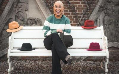 Veronique geeft 6 tips om beter om te gaan met alopecia