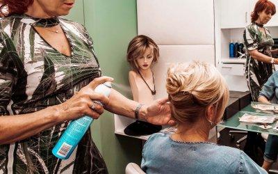 Het duurde 5 jaar voordat ik de diagnose alopecia androgenetica kreeg